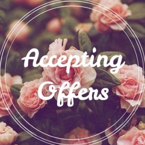 Other - ✨All reasonable offers welcome! ✨